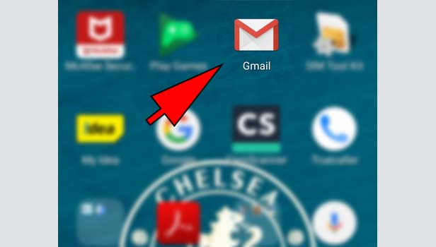attach file in Gmail