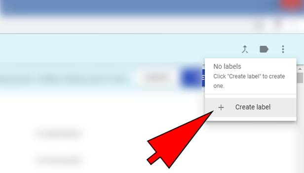 create a group in Gmail