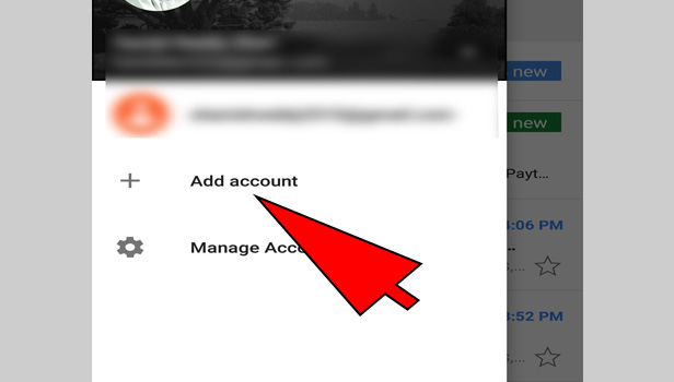 merge google accounts