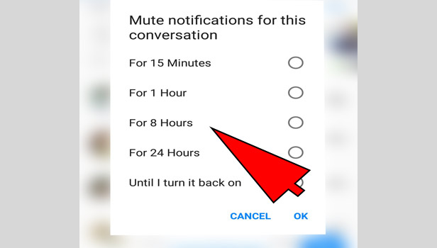 messenger notifications