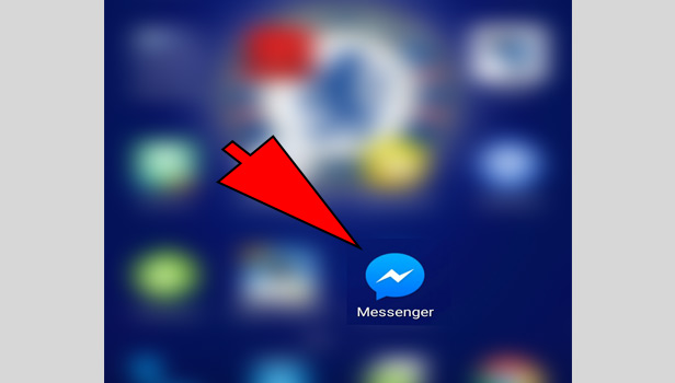 someone blocked you on messenger