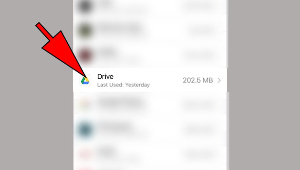 uninstall google drive