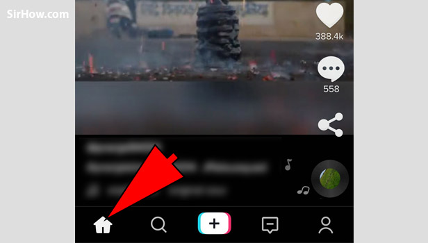 Save TikTok Videos In Phone Gallery