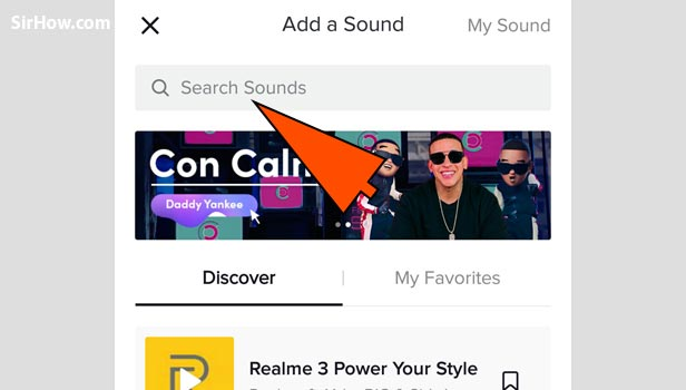 add songs on tiktok videos