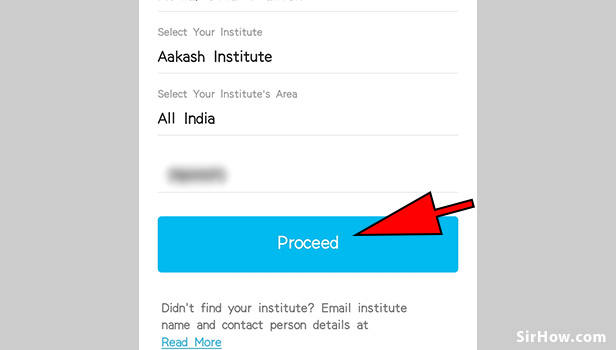 Pay your institute fees using paytm