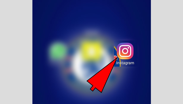 search someone on Instagram by name or location