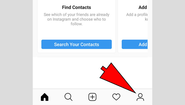 switch between multiple Instagram account