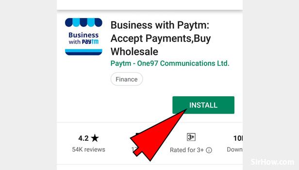 Paytm for Business
