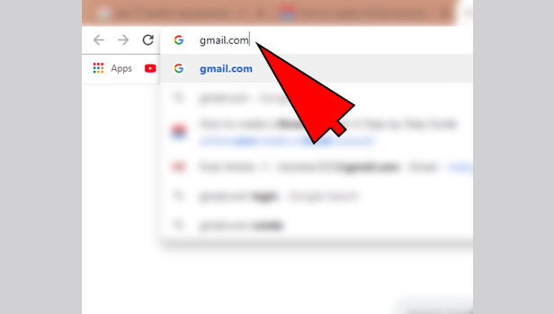 search in Gmail