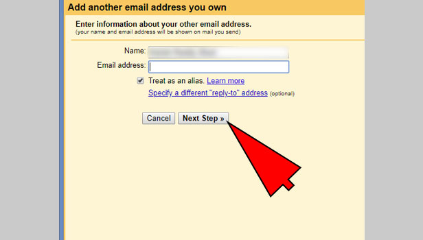Switch Gmail Accounts