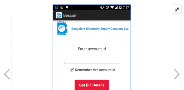 bescom bill pay