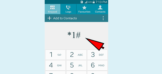 how to check jio number