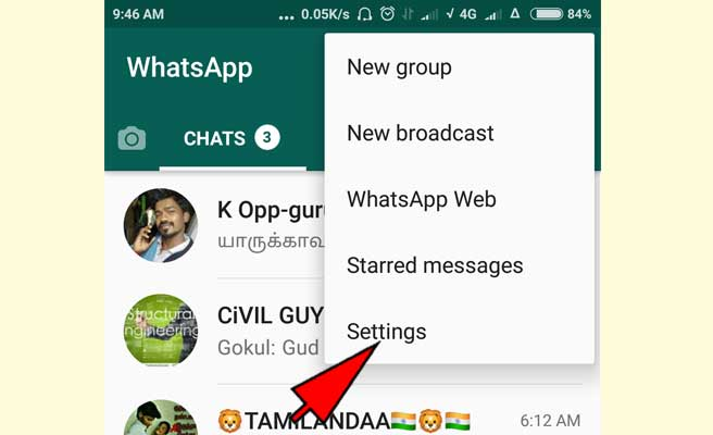 whatsapp auto download