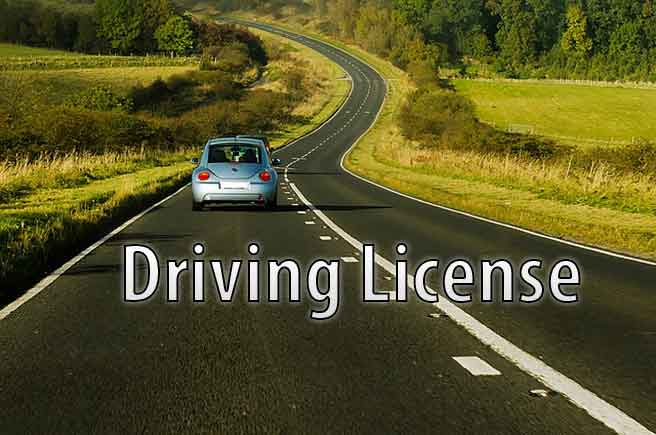 driving license in oman